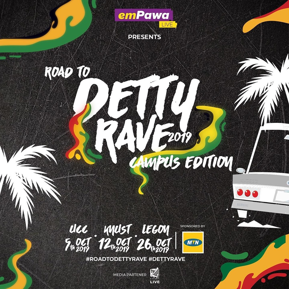 Empawa presents: Road to Detty Rave with Mr. Eazi