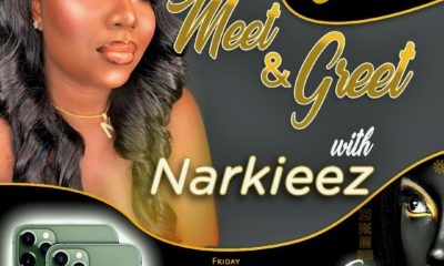 Rozay One Day Sales Meet And Greet With Narkieez