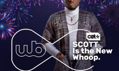 Scott EVANS Is The New Face Of WhoopinBoard Ghana