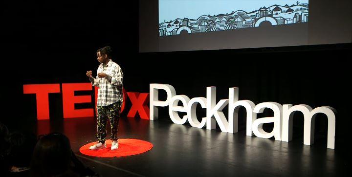 #Breaking: Mr. Eazi appears TEDx