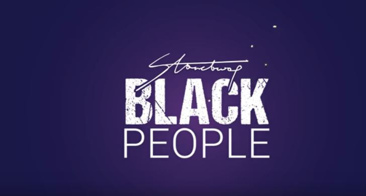 Stonebwoy - Black People, An Inspiration to Africa