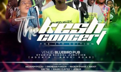 4th EDITION OF THE KESH CONCERT WITH DJ KESH