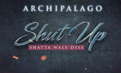 Archipalagp Set To Release A New Diss Track For Shatta Wale.