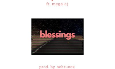 PAE Secures A Verse From Mega Ej On Her Latest Track- Blessings.