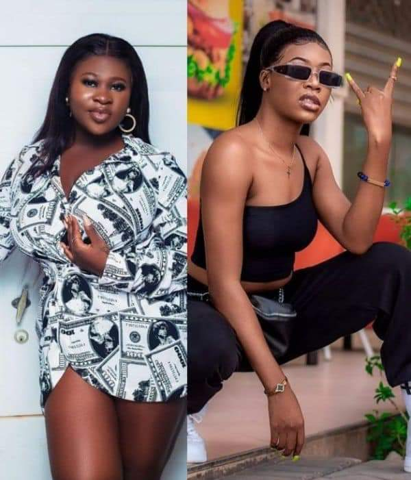 Freda Rhymz Should Have Paid Me GH₵10,000 To Enjoy My Trend -Sista Afia.