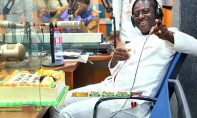#Buzz:Captain Smart Signs Out On Adom Fm After 7 Years.