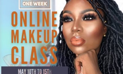 One Week Online Makeup Class With NARKIEEZ.