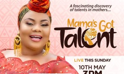 Empress Gifty Set To Perform At TV3 Mama's Got Talent.