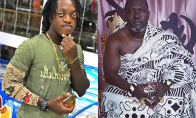 Bernard Nyarko Is Going To Heaven- Sunsum Tells Nana Romeo.