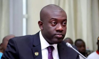 The Billboard Is Not From The Government- Kojo Oppong Nkrumah.