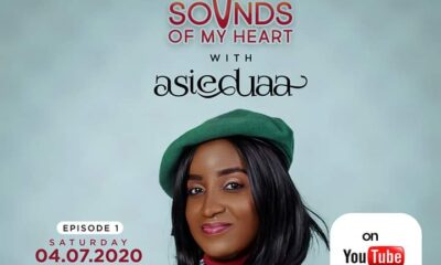 #New Feature:Sound Of My Heart With Asieduaa.