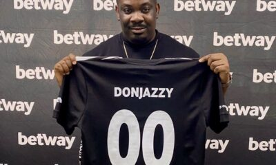 Betway Appoints Don Jazzy As It's New Ambassador.