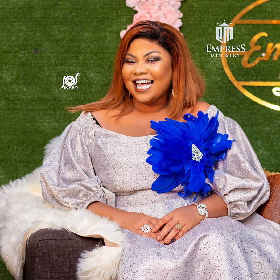 Ghanaian Bloggers Must Project The Positive Part Of Our Industry-Empress Gifty.
