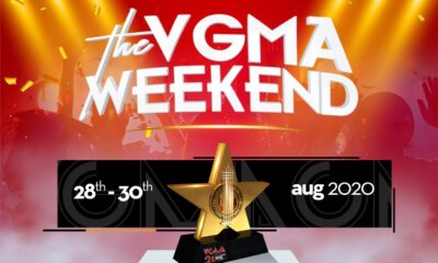 VGMAs: The 21st Edition Of The Awards Ceremony Slated For 28th & 29th August.