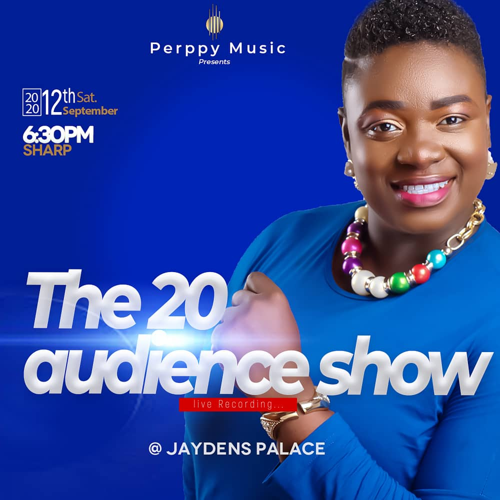 Perppy Revamps With The 20 Audience Show.