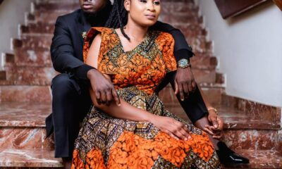 SCOTTWEB:Urban Gospel Artist Scott Evans Confirms His Wedding On Abieku Santana's Show.