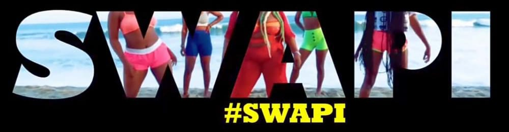 """Queen Haizel, the """"Dancehall SheBoss"""" has finally released the official video of her mind-blowing single dubbed 'Swapi'."""