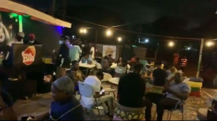 #GrabABite:A Place You Should Be Every Friday Night If You Are In Tema.