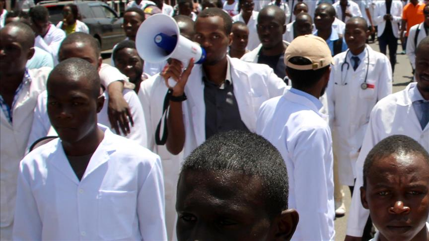 Allowance!Nigeria Health Workers Declare A 15-day Strike Over Covid-19 Allowance