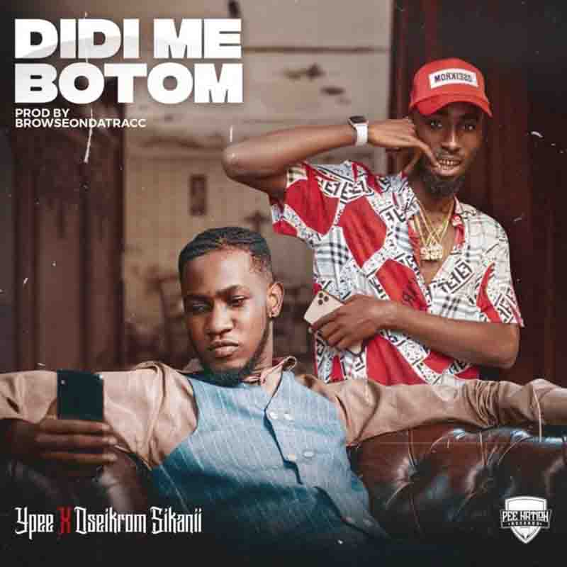YPEE Features Osiekruom Sikani On A New Song.