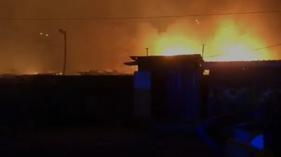 Fire Guts Parts Of Sakumono School Complex