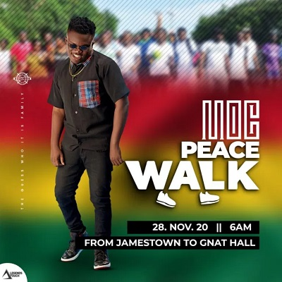 KobbySalm set to host ITMOC Peace Walk